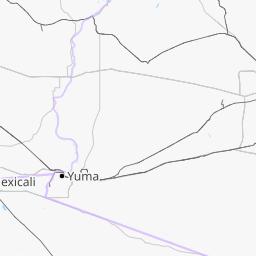 Map Of Arizona Railroads.Arizona Railroads Openstreetmap Wiki